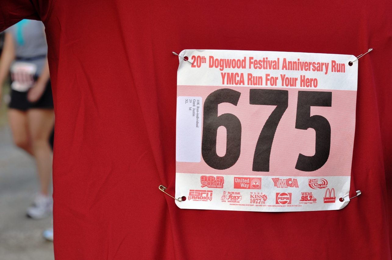 Dogwood Run Number