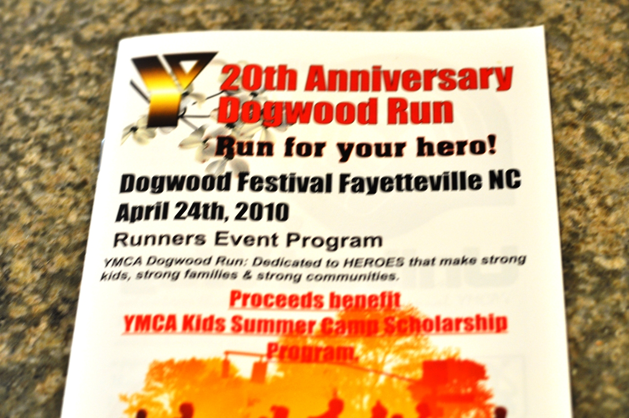 Dogwood Run Flyer
