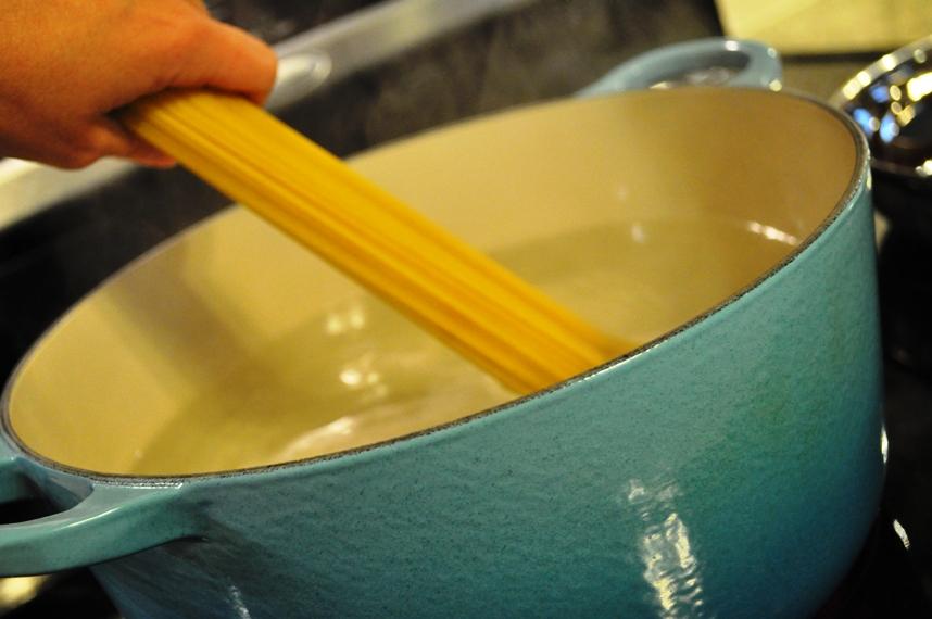 Cook Linguini