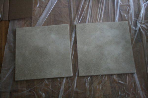 Congoleum DuraCeramic Sunny Clay