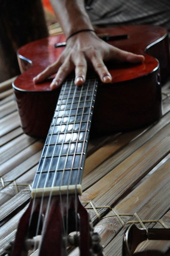 Jota's Guitar