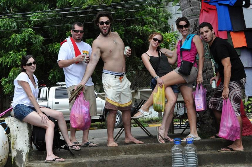 Nicaragua Crew