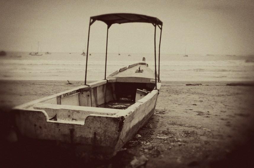 Old Boat San Juan del Sur