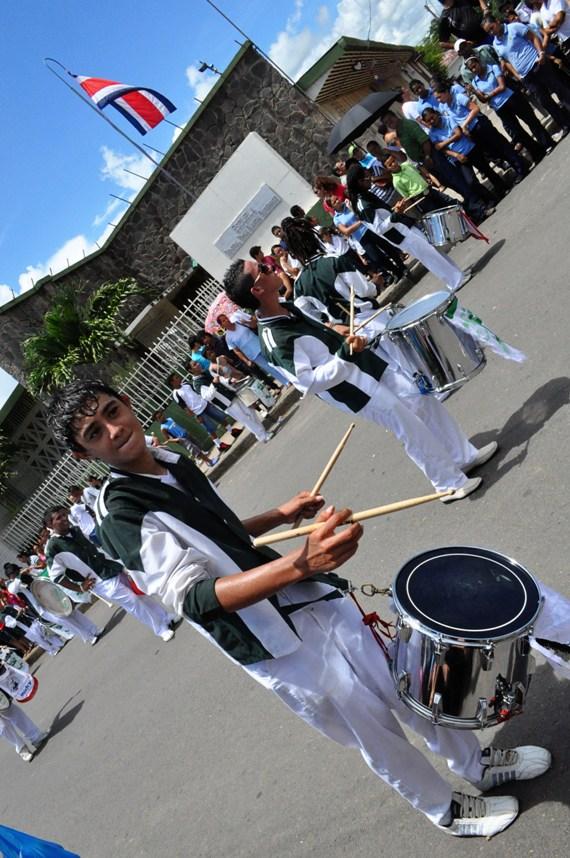 Bagaces School Band