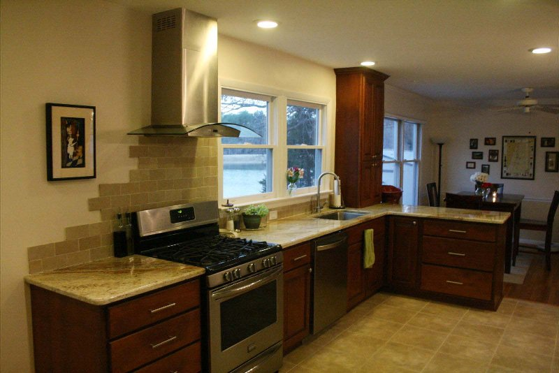 Kitchen Remodel Before And After Wall Removal Extraordinary Renovation Archives Domestiphobia Inspiration