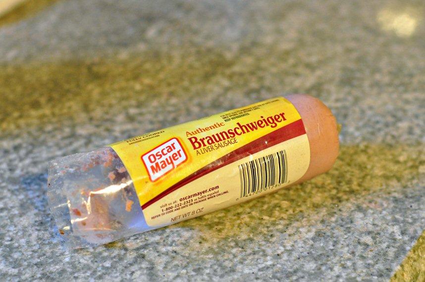 Braunschweiger Spread moreover Im A Closet Eater Of Processed Meats as well Braunschweiger dip also Info Oscar Mayer Braunschweiger Liver Sausage Sliced likewise Liver Sausage. on braunschweiger liver sausage sandwich