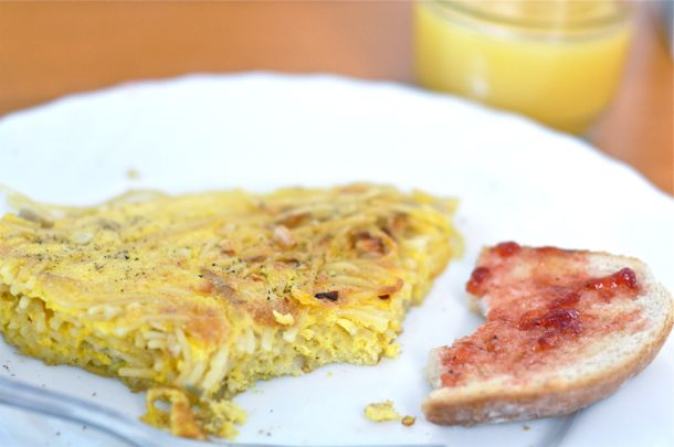 Formentera Breakfast Frittata