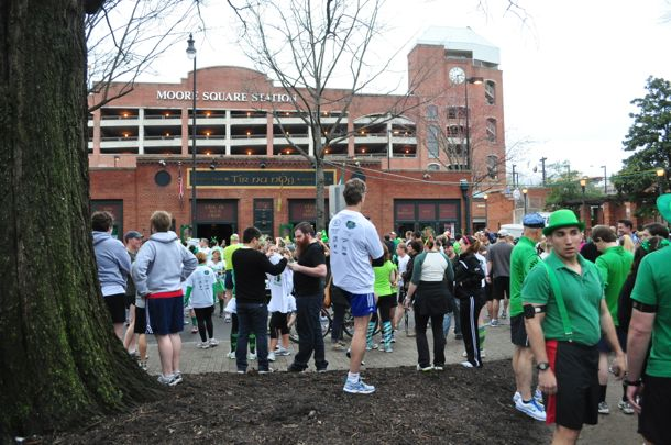 St. Patty's Day Race Raleigh